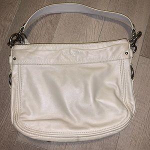 Gently used COACH crossbody purse